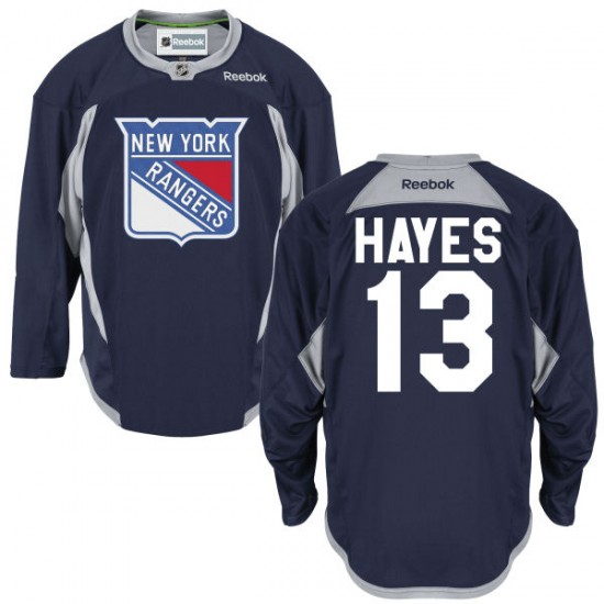 buy popular 7f71b 36c28 Adult Authentic New York Rangers Kevin Hayes Navy Blue Alternate Official  Reebok Jersey