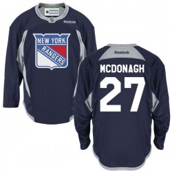 Adult Authentic New York Rangers Ryan McDonagh Navy Blue Ryan Mcdonagh Alternate Official Reebok Jersey