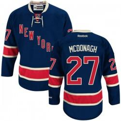Adult Premier New York Rangers Ryan McDonagh Navy Blue Ryan Mcdonagh Alternate Official Reebok Jersey
