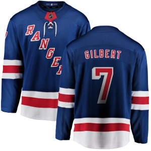 Youth Breakaway New York Rangers Rod Gilbert Blue Home Official Fanatics Branded Jersey