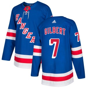 Adult Authentic New York Rangers Rod Gilbert Royal Official Adidas Jersey